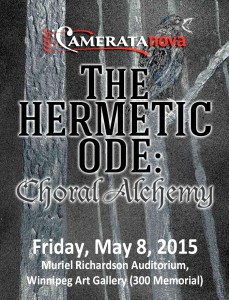 The Hermetic Ode on May 8, 2015
