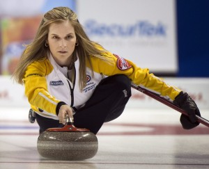 A choral account of a curling exploit by Canadian Jennifer Jones in 2005.