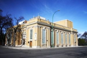 The Ukrainian Labour Temple, on Pritchard, was a rallying centre for the trade union movement during the Winnipeg General Strike of 1919.